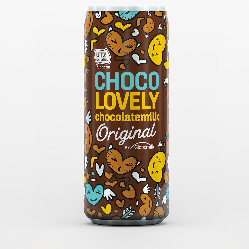 Globemilk Choco Lovely original